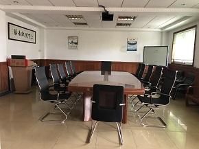 恒源展柜会议室